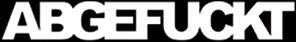 Abgefuckt-Logo